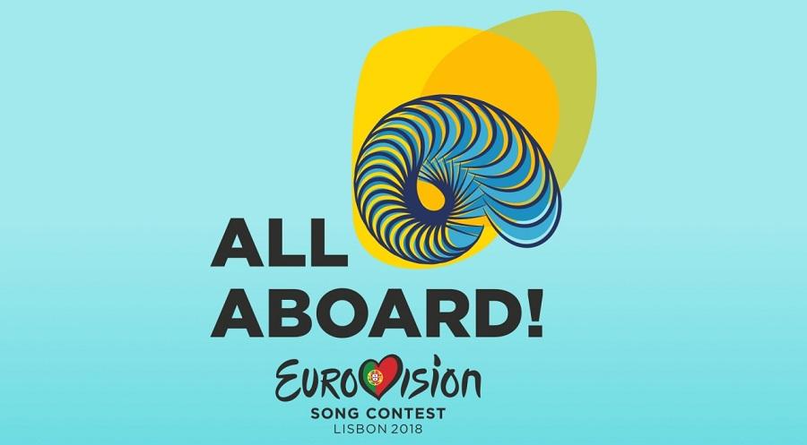 eurovizijos logotipas 2018